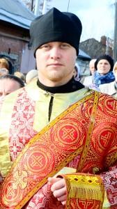 диакон о. Николай